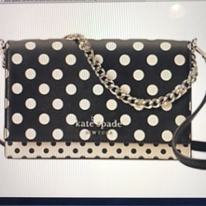 Kate Spade NWT Double Strap Shoulder or crossbody